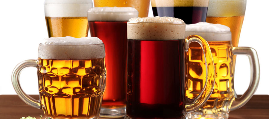 Beer, Stout, Lager, Cider & Ales