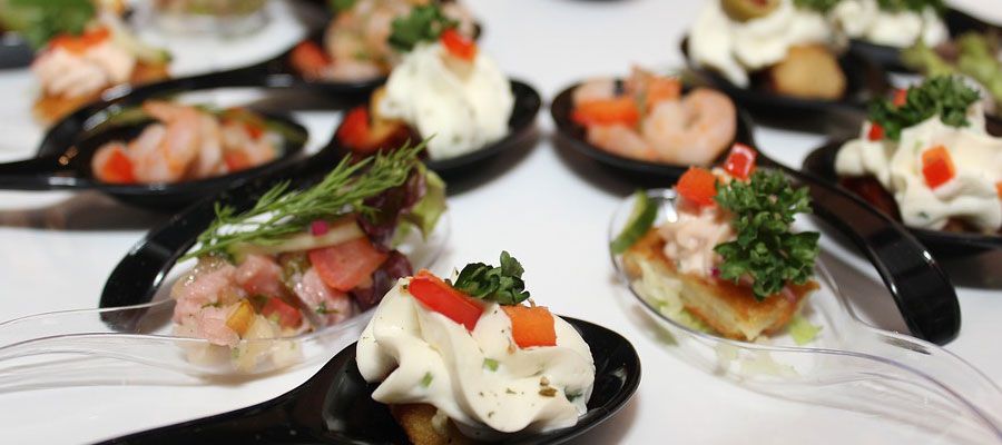 Finger Buffet Menu – 40-50 guests